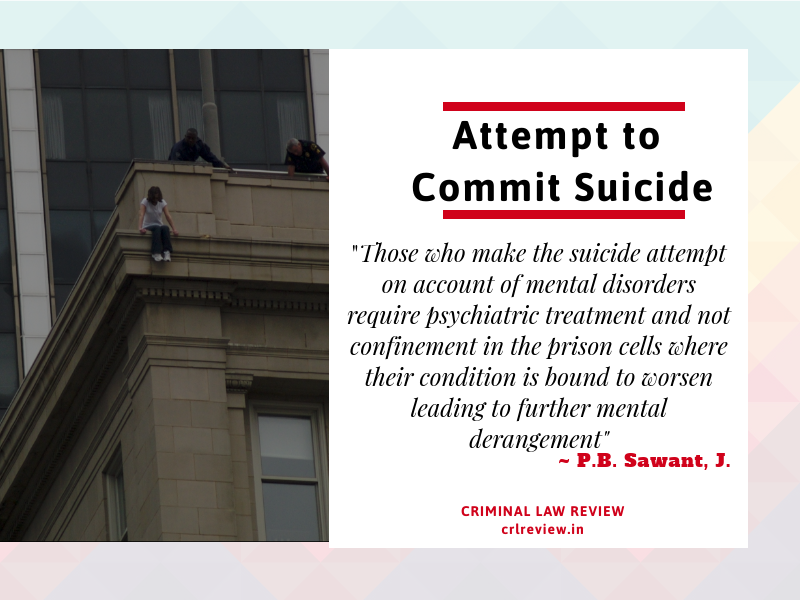 Attempt to Commit Suicide